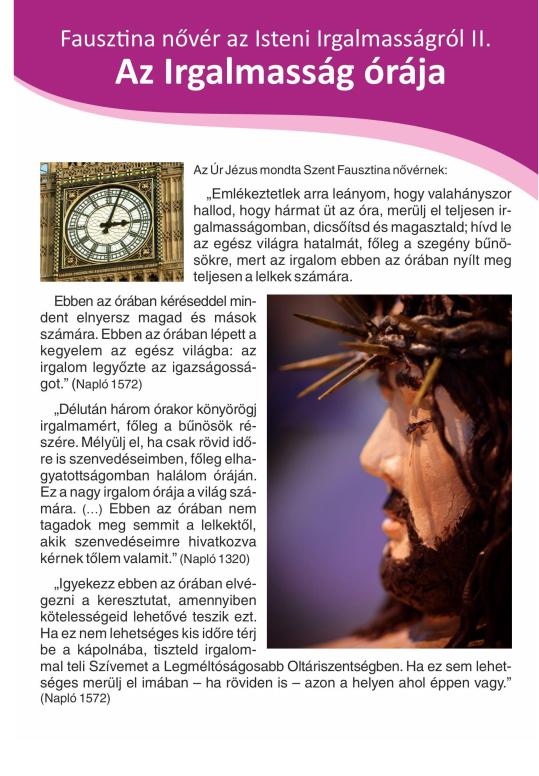 Faustinum Közösség Zalaegerszeg Ferences Templom-4