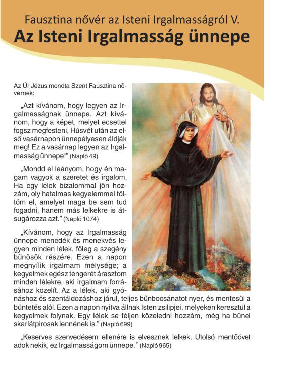 Faustinum Közösség Zalaegerszeg Ferences Templom-7