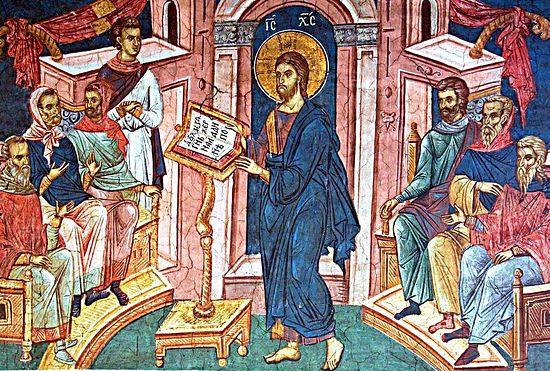 Jézus tanít1
