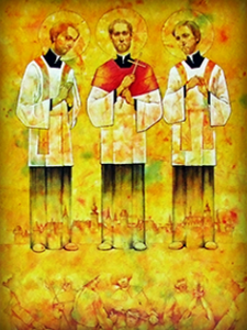 Szent-Kassai-vertanuk