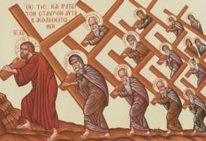 Toma-tu-cruz-jesus-y-discipulos