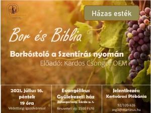 Bor@Biblia