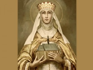 Szent-Kinga-kép