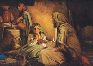 márta és mária
