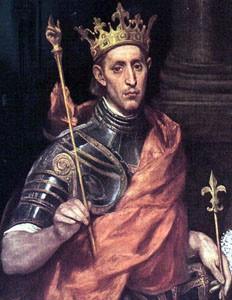 Szent Lajos IX.