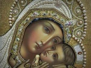Boldogságos Szűz Mária + Istenanya